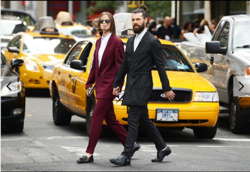 Love in New York, New York